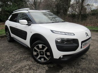2014 CITROEN C4 CACTUS 1.6 BLUEHDI FLAIR 5d 98 BHP £6790.00