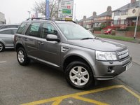 USED 2011 11 LAND ROVER FREELANDER 2.2 SD4 GS 5d AUTO 190 BHP Runs & Drives Lovely