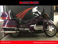 USED 1997 R HONDA GL1500 GOLDWING GL 1500 SE GOLDWING MOTORCYCLE