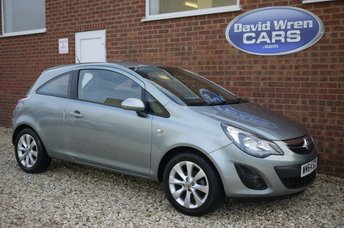 2014 VAUXHALL CORSA 1.2 EXCITE AC 3d 83 BHP £SOLD