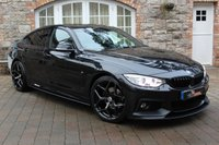 USED 2014 64 BMW 4 SERIES 2.0 420D M SPORT GRAN COUPE 4d AUTO 181 BHP FULL M PERFORMANCE KIT