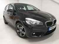 USED 2014 64 BMW 2 SERIES 1.5 218I SPORT ACTIVE TOURER 5d 134 BHP