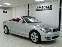 2008 BMW 1 SERIES 2.0 118I SE 2d 141 BHP £5190.00