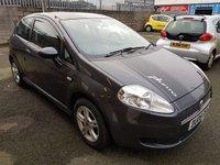 2008 FIAT GRANDE PUNTO 1.2 ACTIVE 8V 3d 65 BHP £2095.00