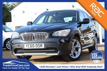 2010 BMW X1 2.0 XDRIVE23D SE 5d AUTO 201 BHP £10450.00