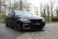 USED 2015 65 BMW 4 SERIES 2.0 420D M SPORT GRAN COUPE 4d AUTO 188 BHP FULL M PERFORMANCE KIT