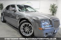 USED 2007 07 CHRYSLER 300C 3.0 CRD 4d AUTO 218 BHP