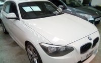 USED 2012 12 BMW 1 SERIES 2.0 118D M SPORT 5d 141 BHP