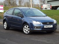 USED 2006 55 FORD FOCUS 1.6 SPORT 3d 100 BHP