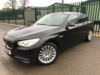 2013 BMW 5 SERIES 2.0 520D SE GRAN TURISMO 5d AUTO 181 BHP £15490.00