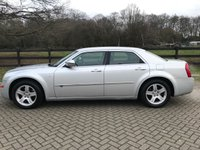 USED 2010 60 CHRYSLER 300C 3.0 CRD SE 4d AUTO 215 BHP