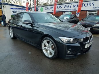 2013 BMW 3 SERIES 2.0 320D M SPORT 4d AUTO 181 BHP £12000.00