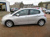 USED 2015 15 PEUGEOT 208 1.4 HDI ACTIVE 5d 68 BHP