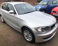 2010 BMW 1 SERIES 2.0 116D ES 5d 114 BHP £4700.00
