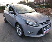 2011 FORD FOCUS 1.6 ZETEC TDCI 5d 113 BHP £6250.00