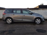 USED 2011 11 RENAULT SCENIC 1.5 DYNAMIQUE TOMTOM DCI FAP 5d 109 BHP 7 SEATER AND SERVICE HISTORY