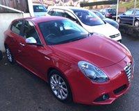 USED 2013 13 ALFA ROMEO GIULIETTA 1.6 JTDM-2 VELOCE 5d 105 BHP