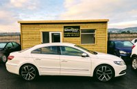 USED 2012 62 VOLKSWAGEN CC 2.0 TDI BLUEMOTION TECHNOLOGY 4d 138 BHP ****FINANCE  £36 PER WEEK****