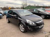 USED 2014 64 VAUXHALL CORSA 1.4 SXI AC 5d 98 BHP FREE 12 MONTH AA ROADSIDE RECOVERY INCLUDED