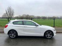 2015 BMW 1 SERIES 1.6 118I SPORT 3d 134 BHP £10695.00