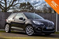 USED 2015 65 DS DS 3 1.2 PURETECH DSTYLE NAV S/S 3d 109 BHP £0 DEPOSIT BUY NOW PAY LATER - NAVIGATION - SERVICE HISTORY