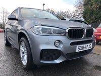 2014 BMW X5 3.0 XDRIVE30D M SPORT 5d AUTO 255 BHP £27795.00