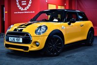 USED 2016 16 MINI HATCH COOPER S 2.0 COOPER S 3d 189 BHP