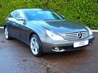 2006 MERCEDES-BENZ CLS CLASS 5.0 CLS500 4d AUTO 306 BHP £5975.00