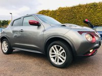 USED 2017 17 NISSAN JUKE 1.5 DCI ACENTA PREMIUM 5d WITH SAT NAV AND EXTERIOR RED PACK  NO DEPOSIT  PCP/HP FINANCE ARRANGED, APPLY HERE NOW