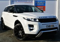 USED 2011 61 LAND ROVER RANGE ROVER EVOQUE 2.2 SD4 DYNAMIC LUX 4x4 5d Family SUV AUTO Massive High Spec with Lowest Mileage Example in the UK Just Serviced in Dec 2018 LAND ROVER RANGE ROVER EVOQUE 2.2 SD4 DYNAMIC LUX 4x4 5d Family SUV AUTO Massive High Spec with Lowest Mileage Example in the UK Just Serviced in Dec 2018