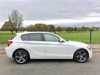 2013 BMW 1 SERIES 2.0 116D SPORT 5d 114 BHP £8795.00