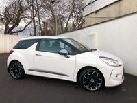 2011 CITROEN DS3 1.6 HDI BLACK AND WHITE 3d 90 BHP £3995.00