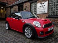 2013 MINI CONVERTIBLE 2.0 COOPER SD 2d 141 BHP £9995.00