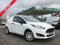 USED 2015 65 FORD FIESTA 1.5 BASE TDCI 1d 74 BHP Air Conditioning, Finance Arranged, Smart Example.
