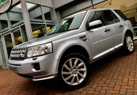 USED 2011 11 LAND ROVER FREELANDER 2 2.2 SD4 HSE 5d AUTO 190 BHP