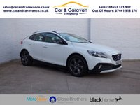 2013 VOLVO V40 1.6 D2 CROSS COUNTRY LUX 5d 113 BHP £8450.00