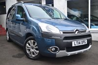 2014 CITROEN BERLINGO MULTISPACE 1.6 HDI XTR 5d 112 BHP £7250.00