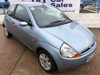 USED 2008 07 FORD KA 1.3 STYLE CLIMATE CLOTH 3d 69 BHP