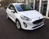 USED 2017 17 FORD FIESTA 1.0 TITANIUM ECOBOOST (125PS) NEW MODEL THIS VEHICLE IS AT SITE 2 - TO VIEW CALL US ON 01903 323333