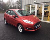 USED 2015 65 FORD FIESTA 1.25 ZETEC THIS VEHICLE IS AT SITE 2 - TO VIEW CALL US ON 01903 323333