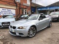 2012 BMW M3 4.0 M3 2d AUTO 415 BHP £23000.00