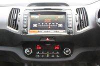 USED 2011 61 KIA SPORTAGE KX-3 SAT NAV