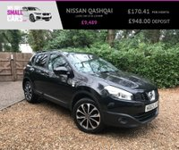 USED 2014 63 NISSAN QASHQAI 1.6 DCI 360 IS 5d 130 BHP REAR CAMERA 360 VIEW PAN ROOF HALF LEATHER £30 TAX SAT NAV PREP