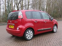 USED 2012 62 CITROEN C3 PICASSO 1.6 PICASSO EXCLUSIVE 5d 120 BHP