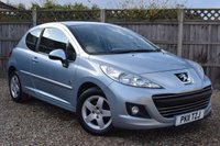 USED 2011 11 PEUGEOT 207 1.4 ENVY 3d 95 BHP Free 12  month warranty