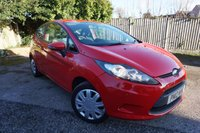 2012 FORD FIESTA 1.2 EDGE 3d 81 BHP £4000.00