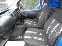 USED 2013 63 FIAT FIORINO 1.2 16V MULTIJET SX 1d 75 BHP 2 FORMER KEEPERS+NO VAT