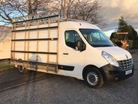 2014 RENAULT MASTER 2.3 LM35 DCI S/R 1d 125 BHP £SOLD