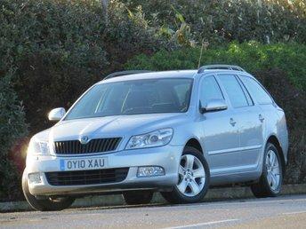 2010 SKODA OCTAVIA 1.8 ELEGANCE TSI DSG 5d AUTO 159 BHP £4999.00