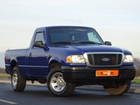 USED 2004 54 FORD RANGER PICKUP THUNDER LEFT HAND DRIVE